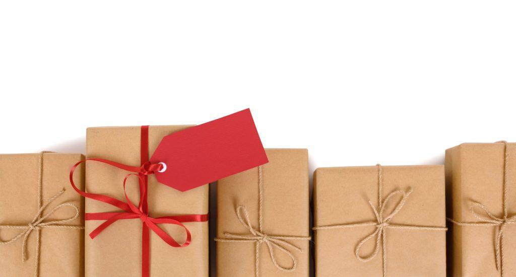 come e quando spedire i regali di Natale